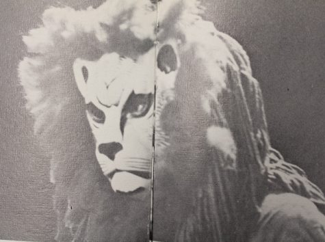 Menchvilles original mascot from 1972