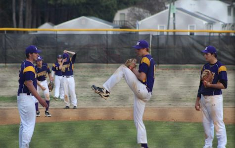 Varsity Baseball Kicks into season