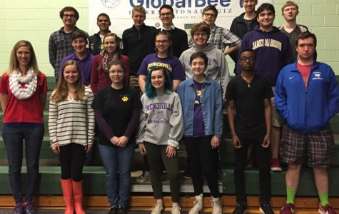 Menchville Foreign Language Students Participate in Globalbee International Quiz Bowl