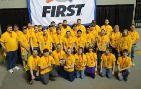 Triple Helix Advances to National Robotics Championship