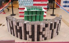 Menchville's 'Can'-do Spirit Shines at YVC Canstructure