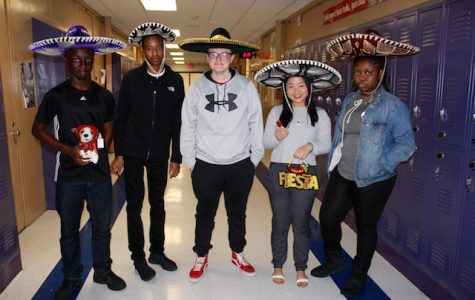 Menchville Students Celebrate Cinco de Mayo