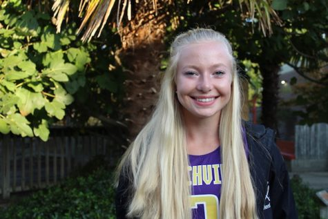 Morgan Merritt Breaks Menchville Goal Record