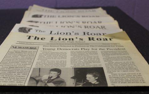 The Lion's Roar Reflects: National Newspaper Week 2017