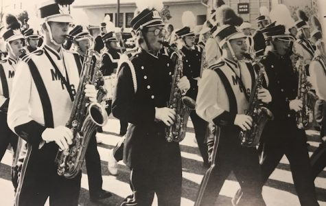 Time-warp: Marching Band
