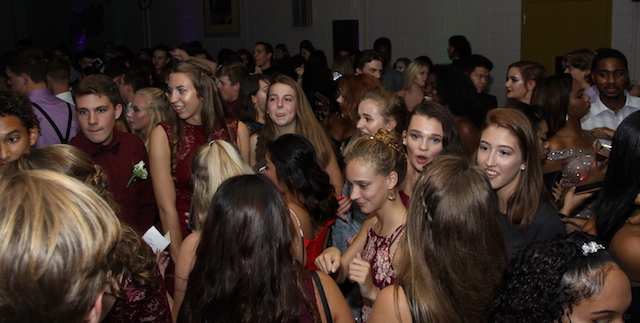 Homecoming Dance 2017