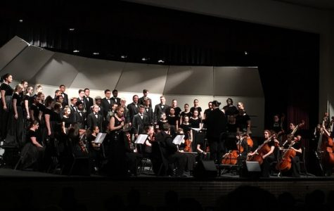 Menchville's Winter Orchestra and Chorus Concert
