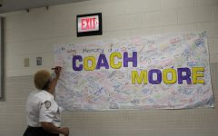 In Loving Memory of Coach Ben Moore