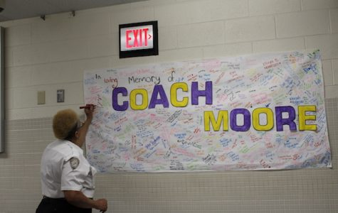 In Loving Memory of Coach Ben Moore