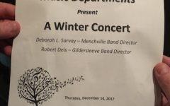Menchville and Gildersleeve Band Concert