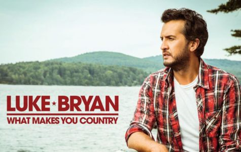 Luke Bryan's new album feels like home