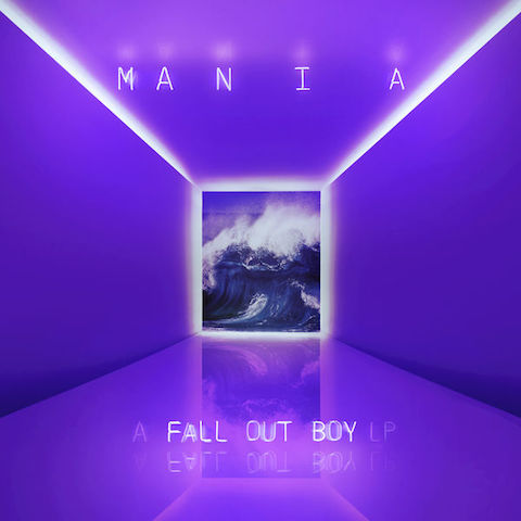 Fall Out Boy's seventh Album MANIA.