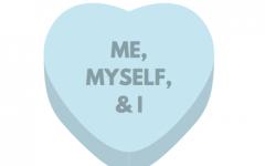Celebrating Valentine's Day Single