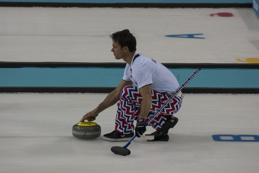 Norways curling team and their multicolored pants are infamous in the Winter Olympics.