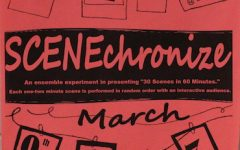 Menchville Drama Department Presents: SCENEchronize