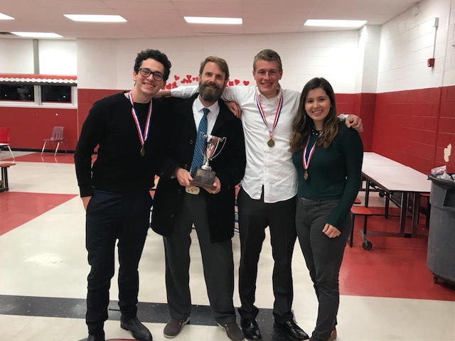 Debate Goes to States
