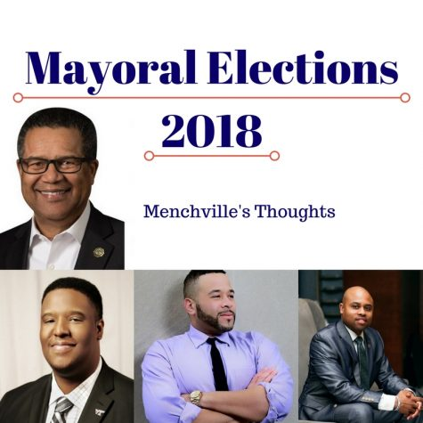 Mayoral Election on the Mind of Menchville Students