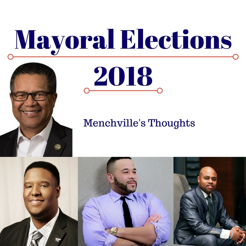 Four candidates, including incumbent mayor McKinley Price, are running in the upcoming Mayoral Election.