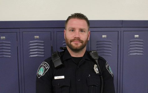 Sean Wilder: Police Officer and Hallway Guitarist