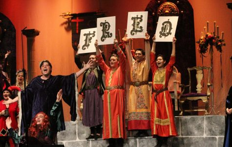 "Menchville's ""Once Upon a Mattress""- A Fairy Tale with a Twist"