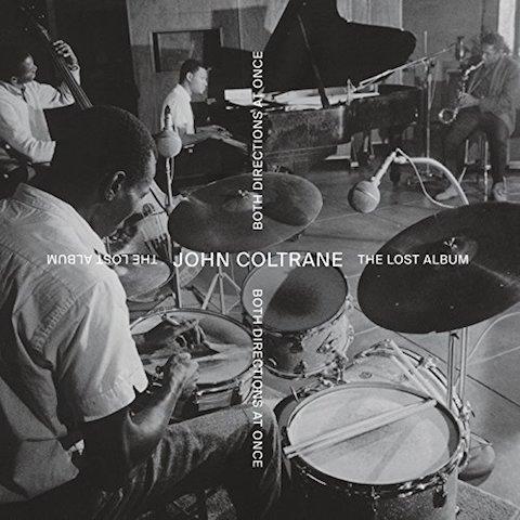 Album art for John Coltrane's The Lost Album.
