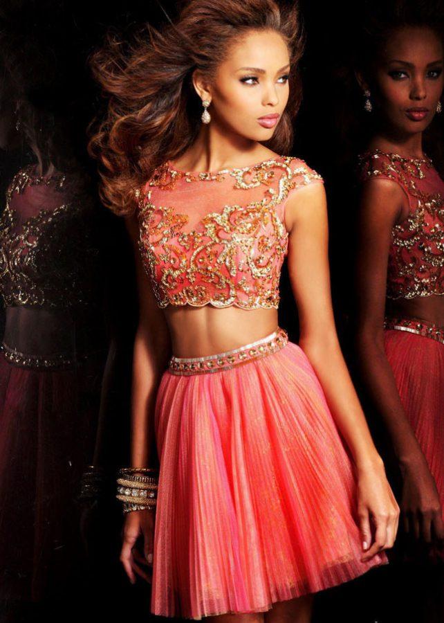 Two-Piece dress