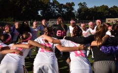 Field Hockey Breast Cancer Awareness Game