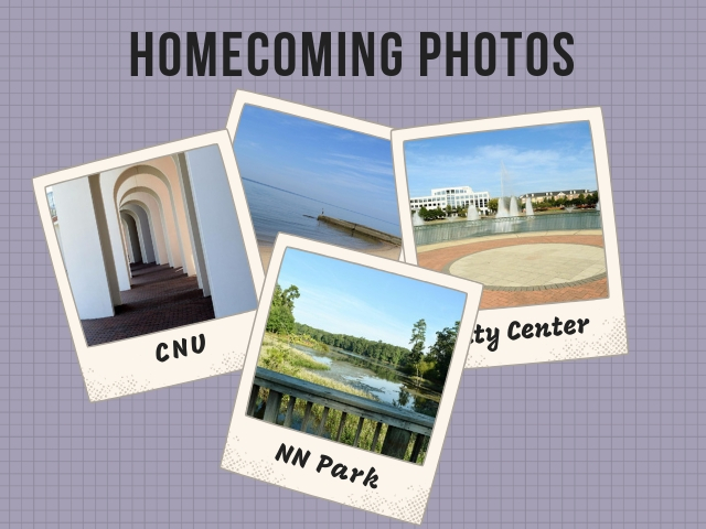 Popular Places to take Homecoming Pictures