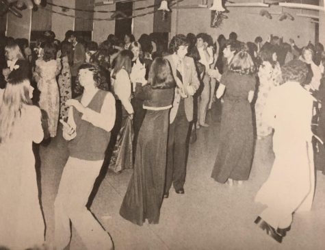 Second annual homecoming in November of 1975