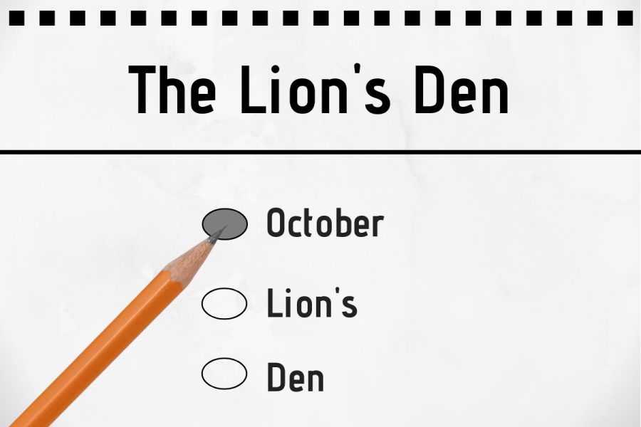 The+Lions+Roar+staff+discusses+voting+and+civic+responsibility+as+the+midterm+elections+approach.