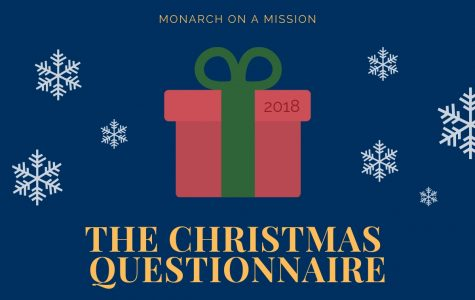 Monarch on a Mission: The Christmas Questionnaire