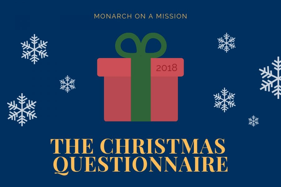 Monarch+on+a+Mission%3A+The+Christmas+Questionnaire