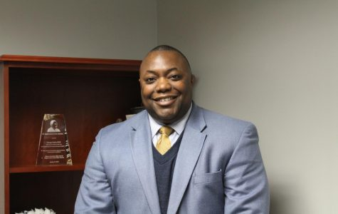 The new Superintendent of Newport News discussed his educational policy and philosophy as an educator.