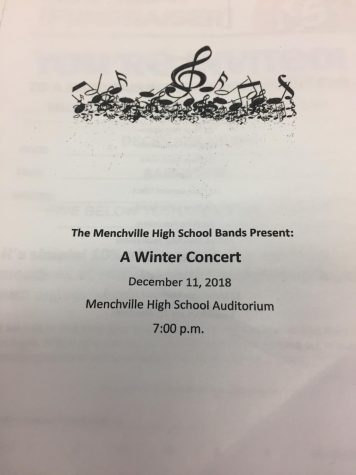 Menchville Fall Concert: A Night of Spooky Music