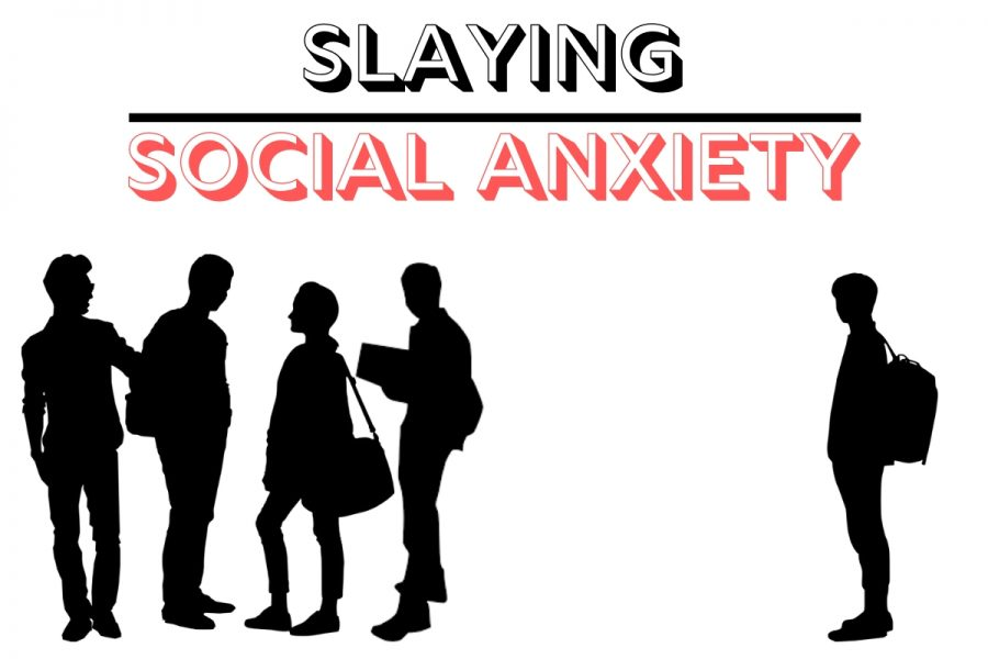 PLOT TWIST- Social Anxiety can be Slayed