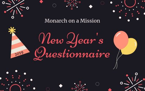 Monarch on a Mission: The New Year's Questionnaire