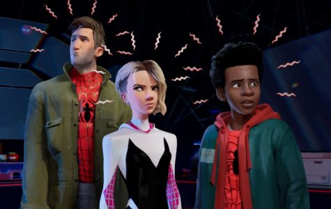 Spider-Man: Into The Spider-Verse Slings Its Way Into Cinemas