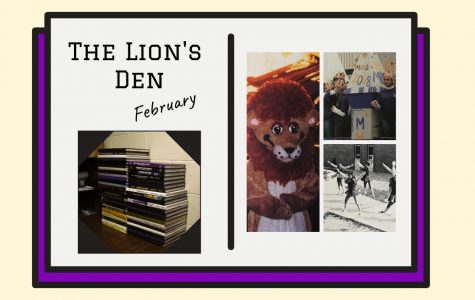 February- Yearbooks and Young Mistakes
