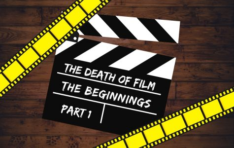 The Death of Film: Part I.