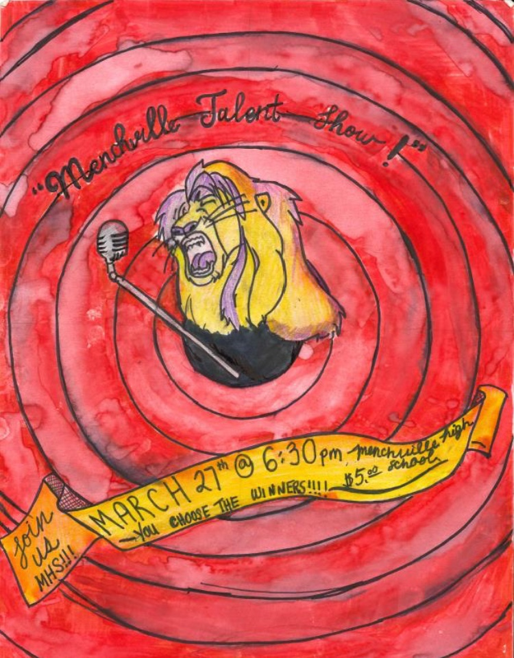 Menchville will be hosting its fifth annual talent show on Wednesday, March 27