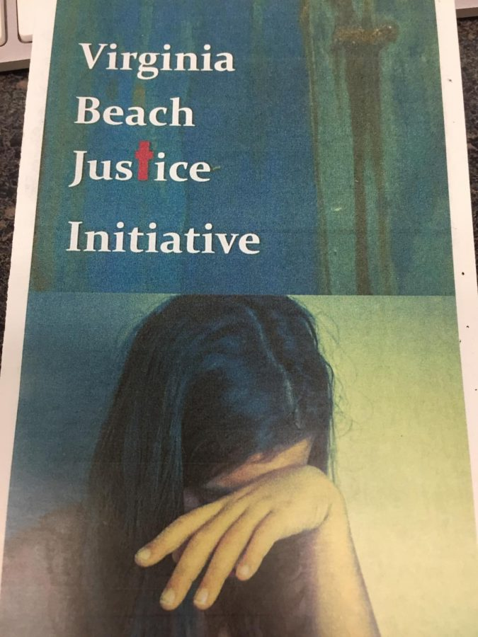 The+Virginia+Beach+Justice+Initiative+works+to+reach+awareness+about+human+trafficking+and+prevent+it+from+happening+in+the+future.