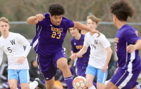 A Year of Remodeling For Menchville's Boy's Soccer