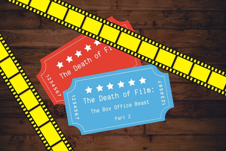 The Death of Film: Part II. The Box Office Beast