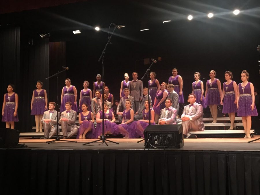 Last Chance to see the 2019 Menchville Choirs