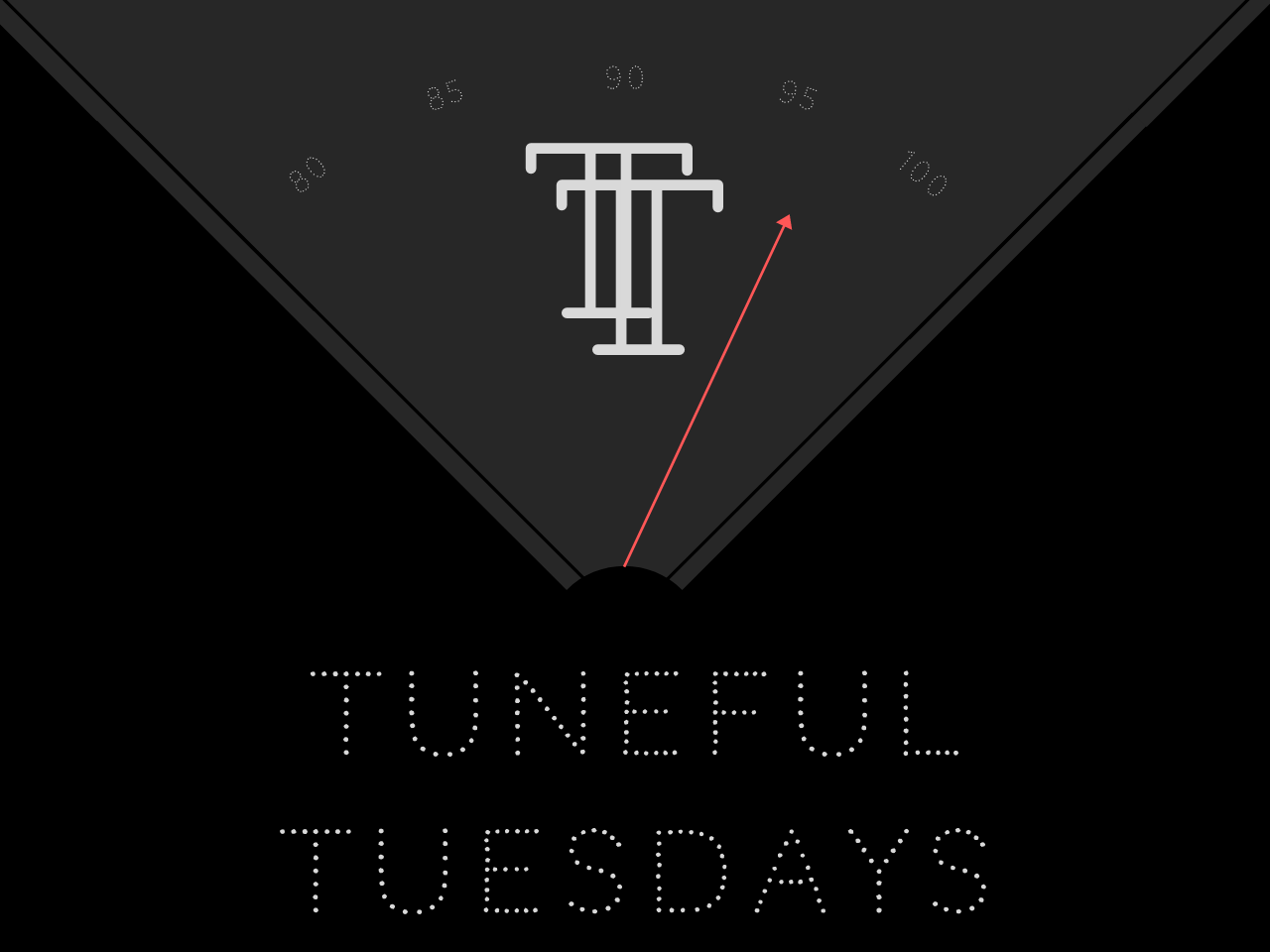Join us for Tuneful Tuesdays in the library.