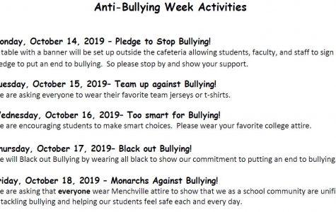 Anti-Bullying Week Activities