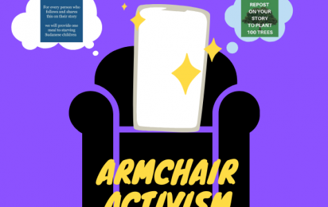 Armchair Activism: A Re-Post And A Like Can't Change The World