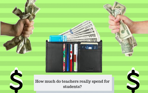Most teachers spend hundreds to thousands of dollars worth of their own money on supplies for their classrooms.