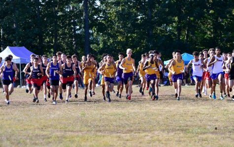Cross Country Goes Cross Country- Six Flags Invitational