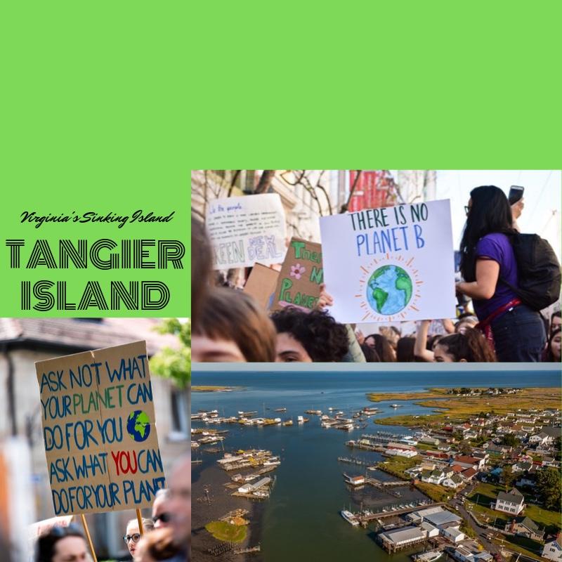 Virginia's Sinking Island